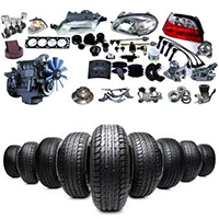 Spare parts and tires